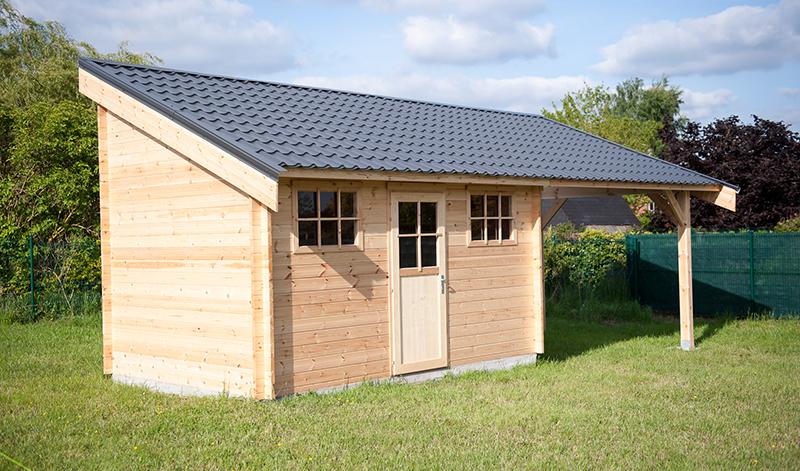 fabrication abris jardin chalets carports garages sur. Black Bedroom Furniture Sets. Home Design Ideas