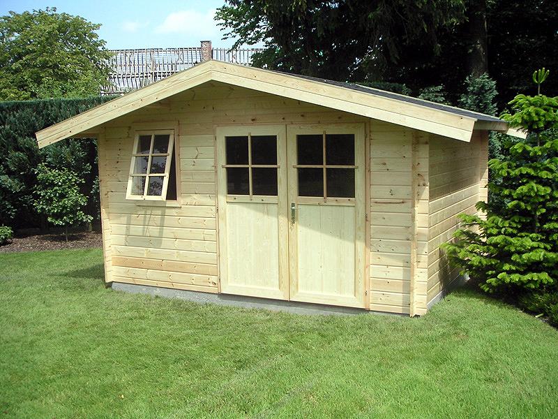 Decochalet - Abri jardin - Carport - Garage bois - Chalet