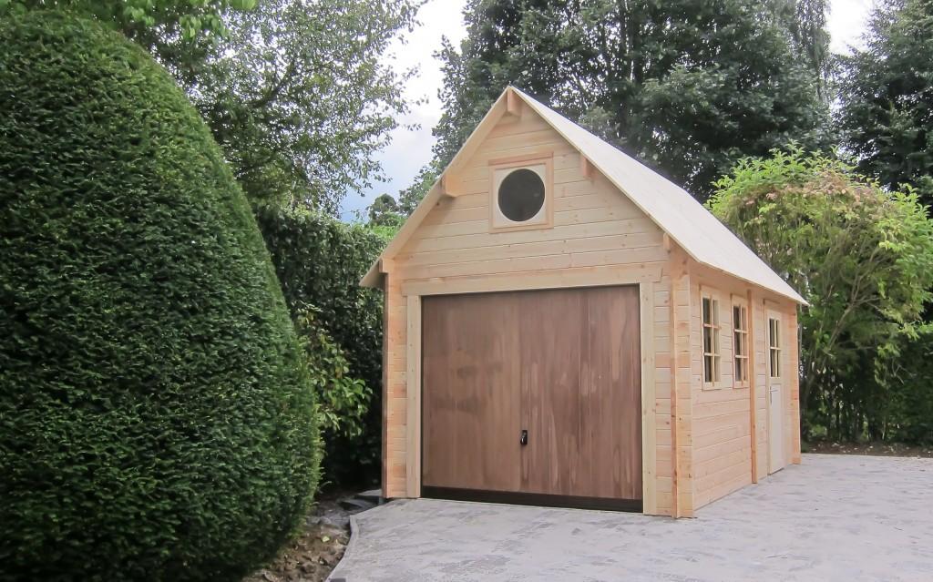 Fabrication Abris Jardin Chalets Carports Garages Sur Mesure