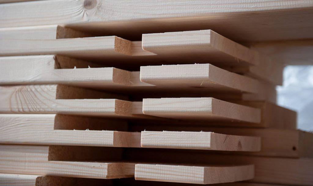 Maison en bois sur notre exposition decochalet for Exposition d une maison
