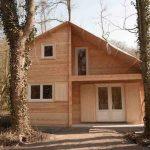 Construction pas à pas d'un chalet maison en bois de chez Decochalet
