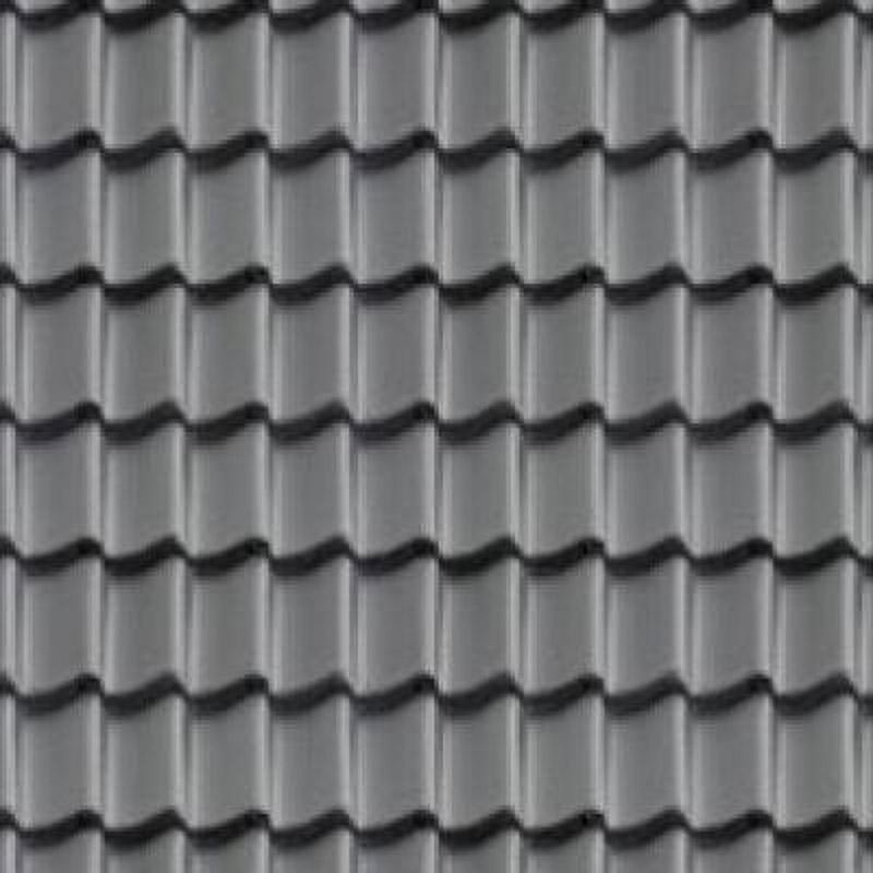 tuile beton noire