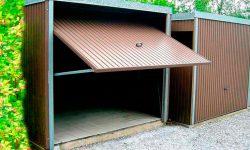 Garages-métalliques