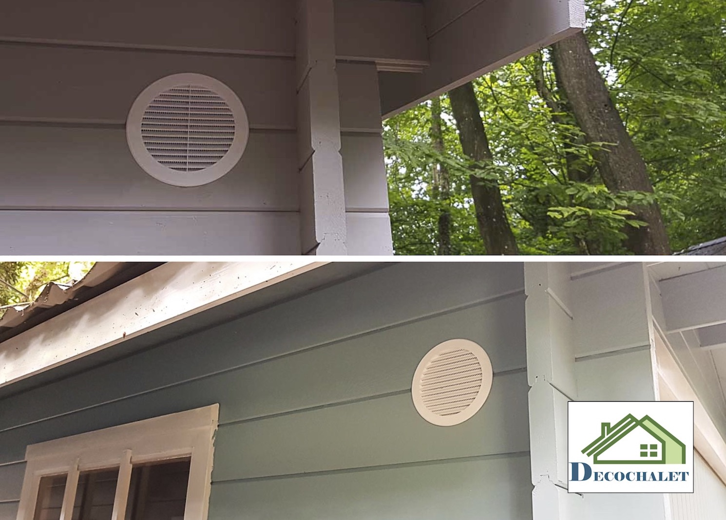 Comment Ventiler Un Garage Humide ventilation : un bol d'air pour votre chalet ! - decochalet